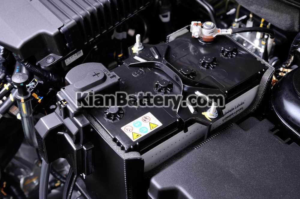 battery drain دلایل خرابی باتری خودرو