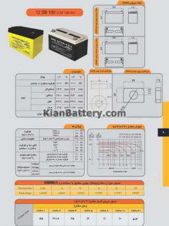 100 ah 247x329 باتری یو پی اس