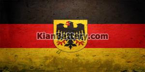 Germany 300x150 باتری مناسب خودروها