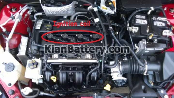 Ignition coil problem symptoms نقش کوئل Ignition coil در خودرو + دیاگرام و نحوه عملکرد