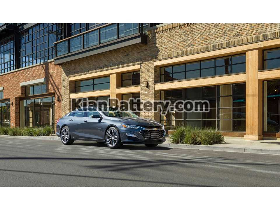 2019 Chevrolet Malibu Hybrid بهترین مدل های خودروی هیبریدی 2019