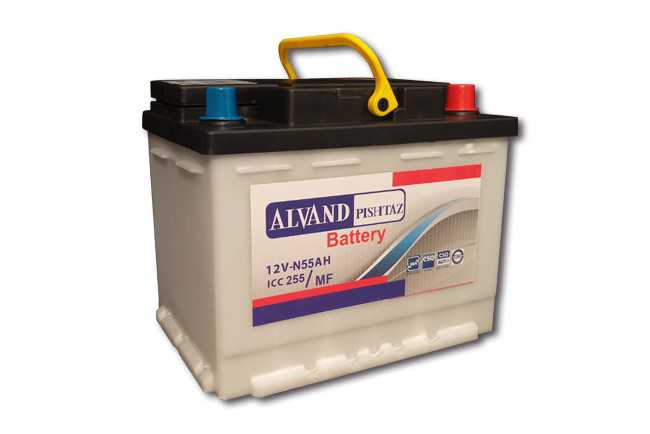 Alvand battery باتری الوند پیشتاز تولید شرکت آذر باتری