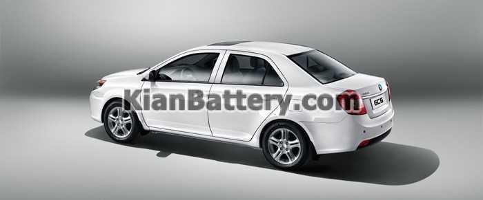 Geele GS6 باتری جیلی جی اس 6