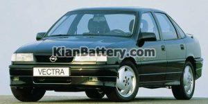 Opel Vectra 300x150 باتری مناسب خودروهای اپل