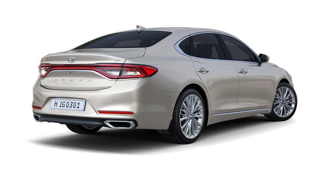 azera ig design side rear view luminous beige pc مدلهای مختلف هیوندای آزرا Azera