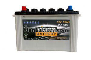 باتری ماشین ویگور 300x200 باتری ویگور محصول شرکت آذر باتری
