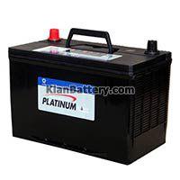 پلاتینیوم اصل باتری پلاتینیوم محصول دلکور
