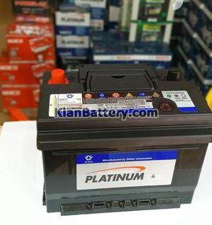 کیفیت پلاتینیوم باتری پلاتینیوم محصول دلکور