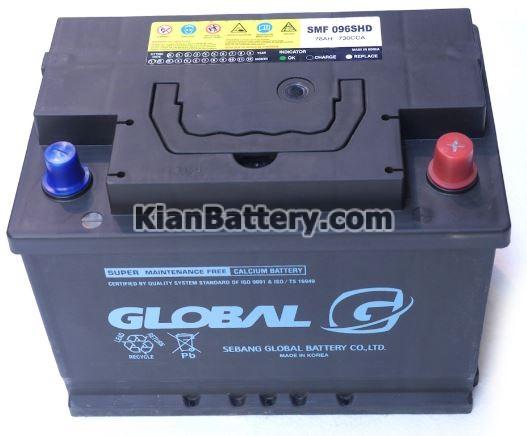 Global battery کارخانه سی بنگ گلوبال باتری کره