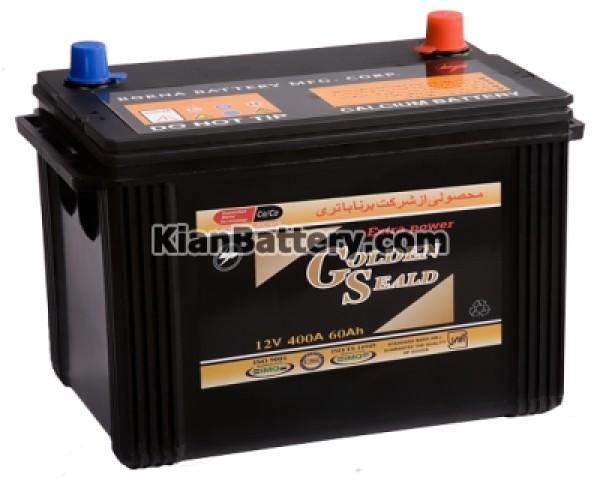 Golden Sealed battery باتری گلدن سیلد محصول برنا باتری