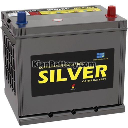 Silver باتری سیلور نیرو گستران خراسان