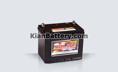 hyundai solite battery for taxi باتری سولایت محصول هیوندای