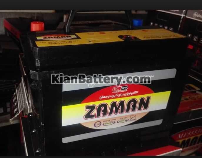 zaman battery باتری زمان محصول شرکت برنا باتری