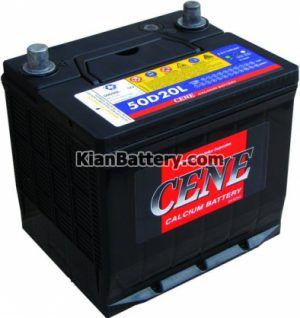 باتری سین اصل 300x318 باتری CENE سین محصول دلکور کره