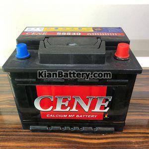 ویژگی سین 300x300 باتری CENE سین محصول دلکور کره