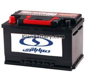 Saba Battery باتری یوشو ساخت صبا باتری
