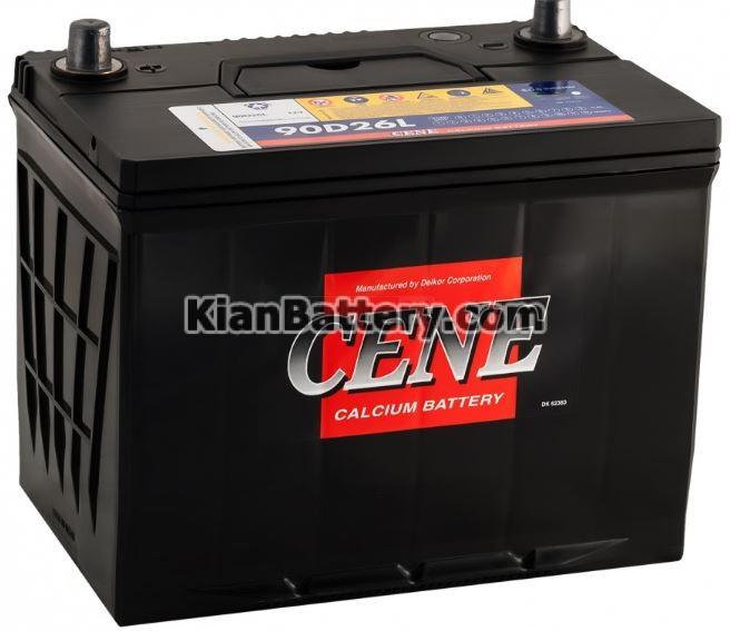 cene delkor باتری CENE سین محصول دلکور کره