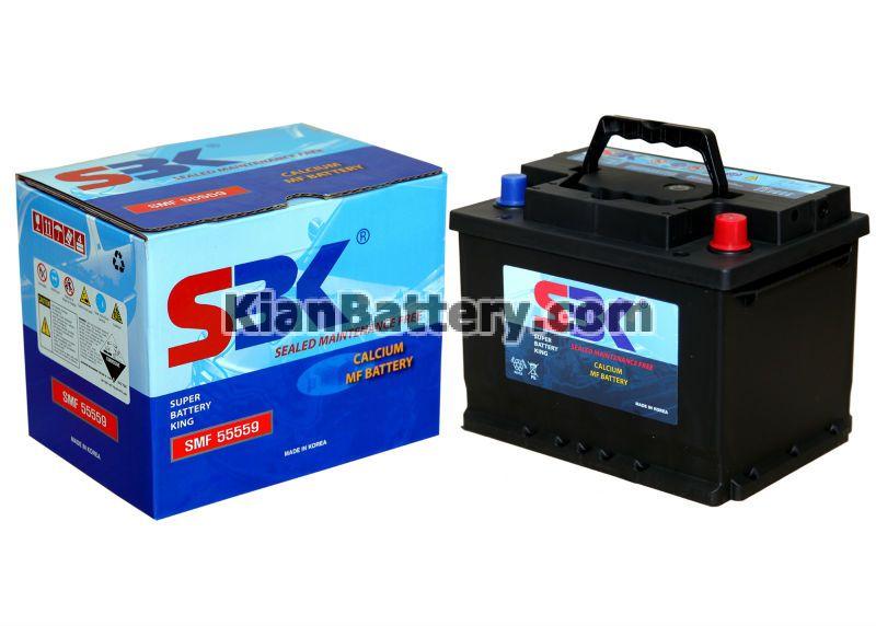 SBK باتری اس بی کا SBK