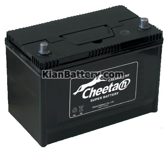 cheetah battery باتری چیتا Cheetah محصول کارخانه گلوبال