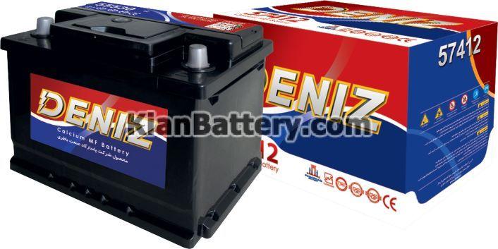 deniz battery1 باتری دنیز محصول پاسارگاد صنعت باطری