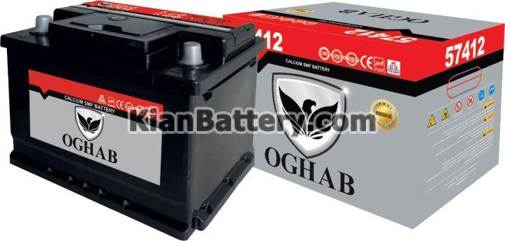 oghab battery باتری عقاب محصول پاسارگاد صنعت باطری