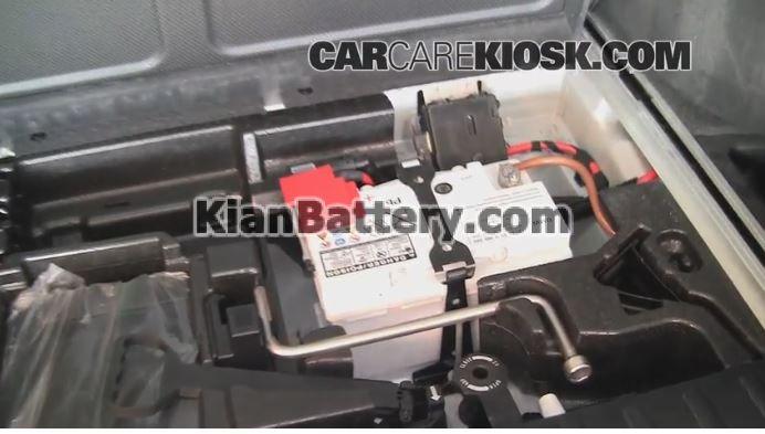 bmw battery replacement 1 آموزش تعویض باتری BMW X3