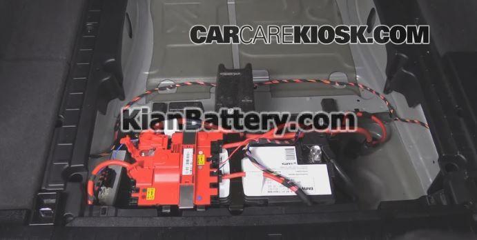 bmw battery replacement 2 آموزش تعویض باتری BMW X3