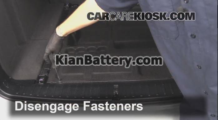 bmw battery replacement 3 آموزش تعویض باتری BMW X3