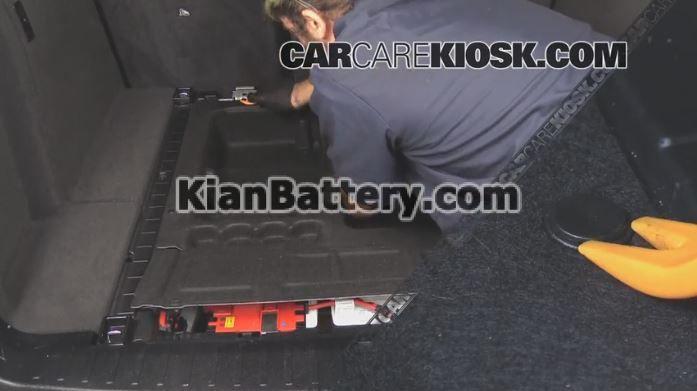 bmw battery replacement 4 آموزش تعویض باتری BMW X3