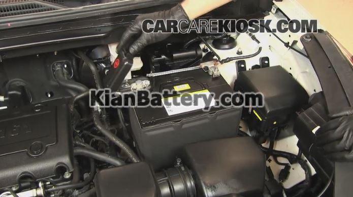 hyundai tucson battery replacement 5 راهنمای تعویض باتری هیوندای توسان