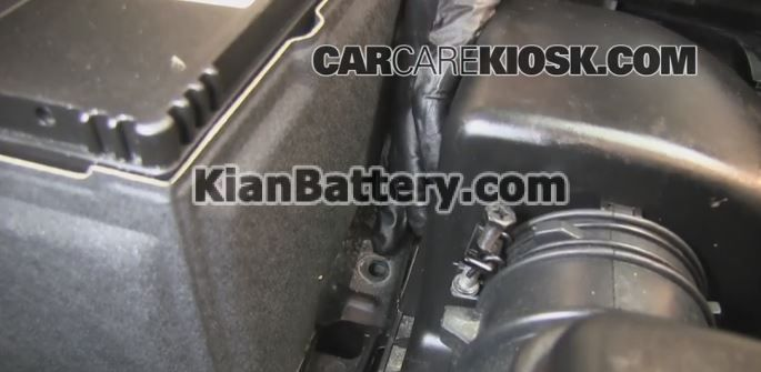 hyundai tucson battery replacement 6 راهنمای تعویض باتری هیوندای توسان