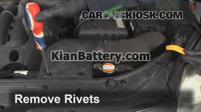 hyundai tucson battery replacement1 راهنمای تعویض باتری هیوندای توسان