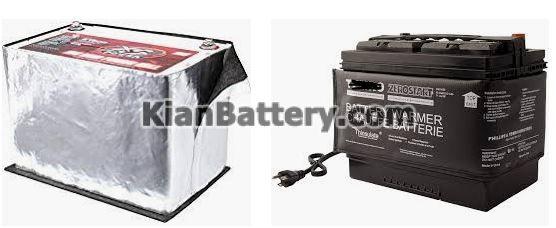 battery warmer حفاظت از باتری در مقابل سرما و مشکل استارت