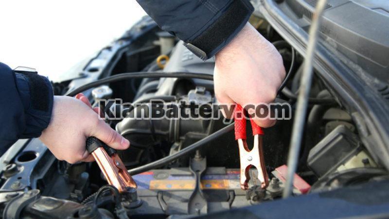 شارژ و تعمیر باتری اتمی خودرو