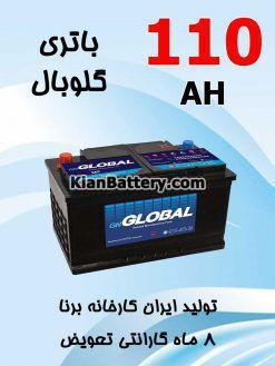 110 global 247x329 باتری گلوبال برندی از برنا باتری