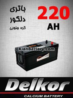 220 Delkor 247x329 آشنایی با باتری دلکور