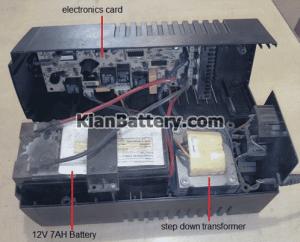 step two 300x242 آموزش نحوه تعویض باتری یو پی اس