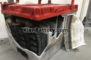 ترکیدن باتری 300x200 باتری دیزل ژنراتور و هر آنچه باید در مورد آن بدانید