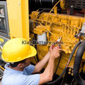 تست باتری دیزل 300x300 باتری دیزل ژنراتور و هر آنچه باید در مورد آن بدانید