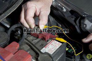 باتری مرده 300x200 تعمیر و احیا باطری ماشین