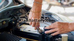 خوابیدن باتری اتمی 300x169 علت خوابیدن باتری ماشین و راه حل آن