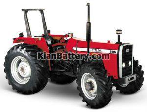 خودرو تراکتور 300x229 باتری تراکتور و همه چیز در مورد آن