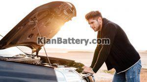 دلیل باتری خوابیده 300x169 علت خوابیدن باتری ماشین و راه حل آن