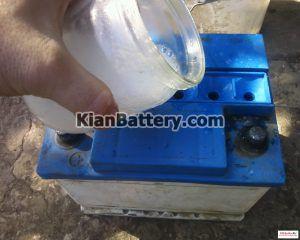 سولفات باتری 300x240 تعمیر و احیا باطری ماشین