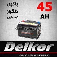 Delkor Battery  200x200 باتری CENE سین محصول دلکور کره