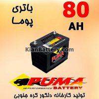 Delkor Puma 80 200x200 باتری CENE سین محصول دلکور کره