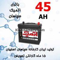Sepahan Atomic 45 200x200 شرکت مجتمع سپاهان باتری