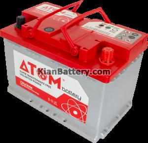 باتری اتم 300x290 باتری اتم محصول ویستا الکتریک