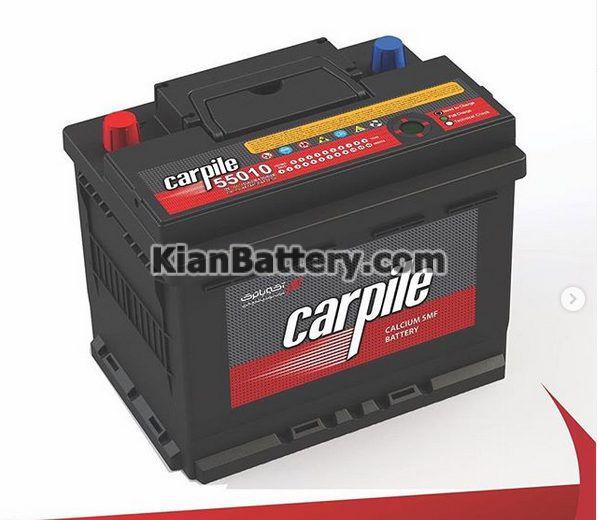 باطری کارپیل محصول آکو باتری
