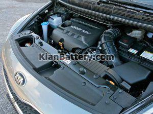 Kia Carens 9 300x225 باتری کیا کارنز